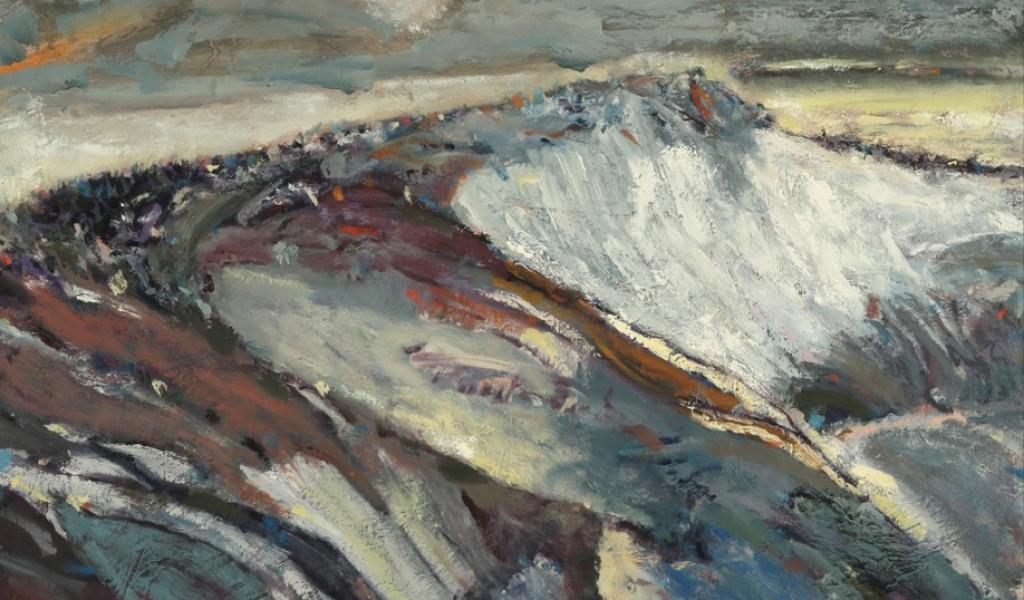 Cloud's Rest Oil Painting